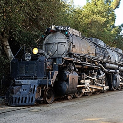 Union Pacific Retrofits the 'Big Boy' Locomotive