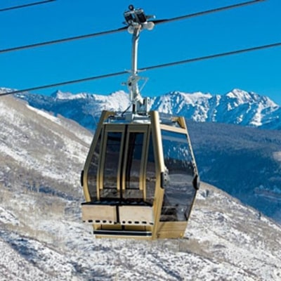 Vail's High-Tech Gondola