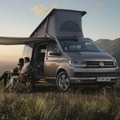 Volkswagen's New California Camper Van Is an Adventurer's Dream