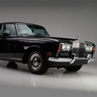 Want to Buy Johnny Cash's 1970 Rolls Royce?