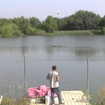 How to Catch Fish With a Drone