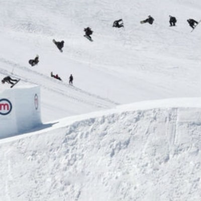 Watch a Snowboarder Land a Record-Breaking 1800 Quadruple Cork