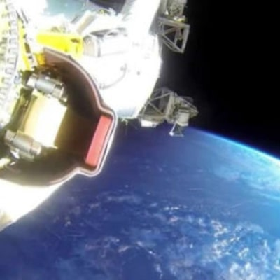 Watch NASA's First GoPro Footage of a Spacewalk