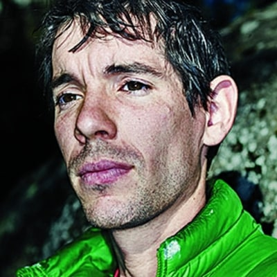 What Free-Solo Climber Alex Honnold Is Reading