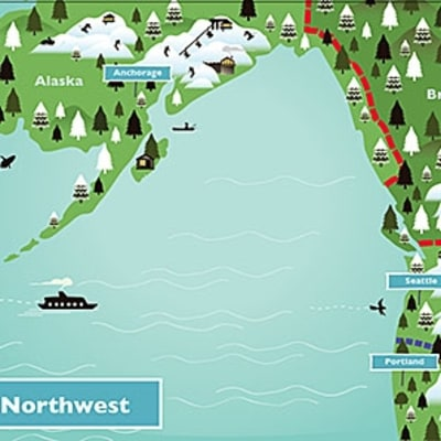 Where to Ski Now in the Northwest