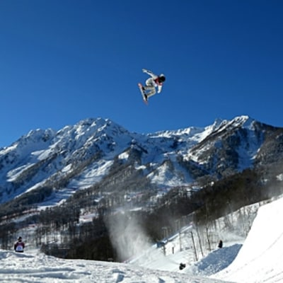 Why Shaun White Fears Sochi's Slopestyle Course