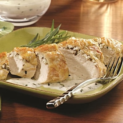 Wolfgang Puck: Two Ways to Make Healthy Chicken Breasts