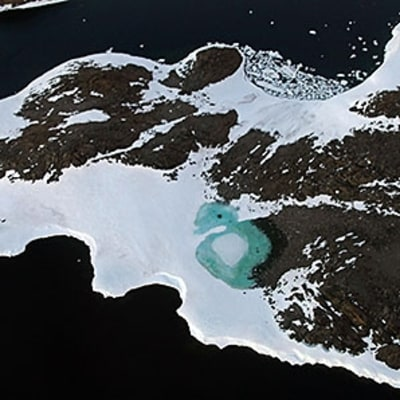 Global Warming Opens Up Antarctic Waterways