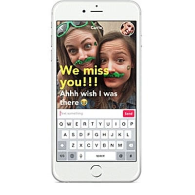 Livetext: Yahoo's Answer to Snapchat, FaceTime, and Gchat