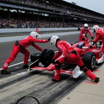 How Yoga Helps IndyCar Racers