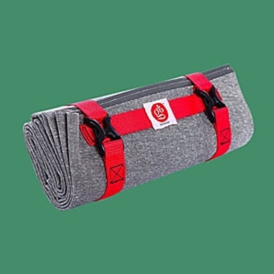 YOGO Mat in Charcoal: 17 Gifts for Gym Rats
