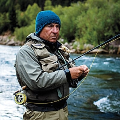 Patagonia Founder Yvon Chouinard Fights the Food Industry