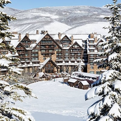 Ritz-Carlton Bachelor Gulch, Colorado