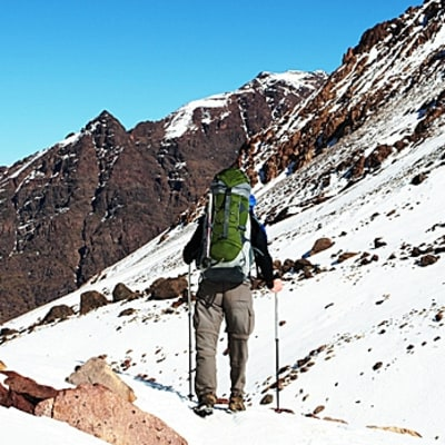 Climb North Africa's Highest Peak