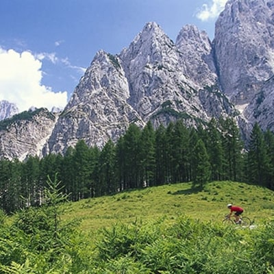 Bike the Julian Alps