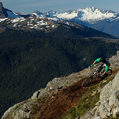 Top of the World, British Columbia
