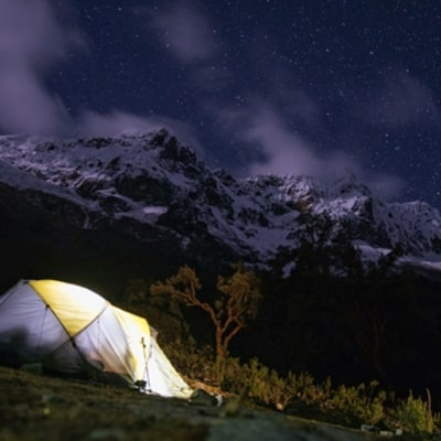 Go Camping for Better Sleep