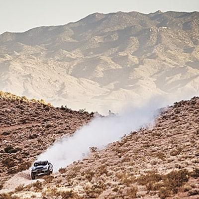 Race a Dune Buggy in Nevada