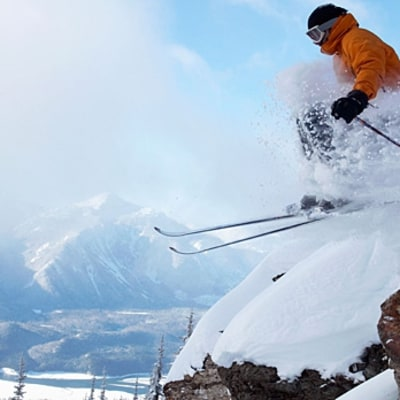 Revelstoke Mountain Resort, BC