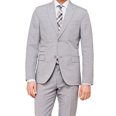 A lightweight suit