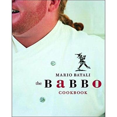 The Babbo Cookbook (Mario Batali)
