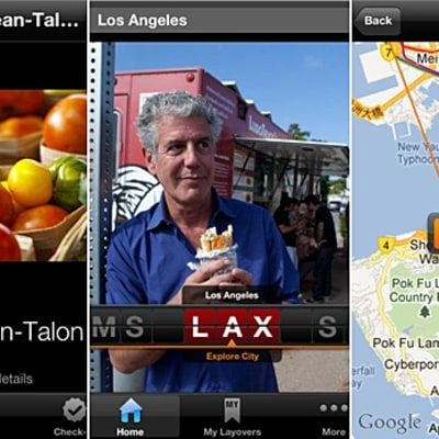 Get a Layover Guide App