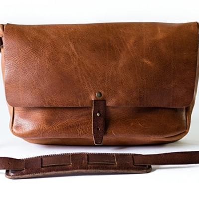 Whipping Post Vintage Messenger Bag