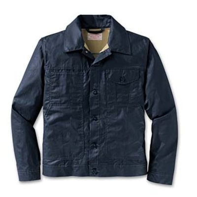 Filson Coated Short Cruiser
