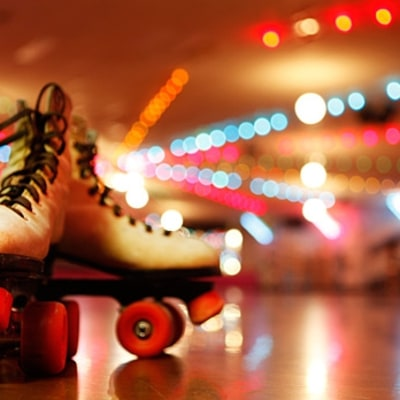 San Francisco: Roller Disco Party in The Mission