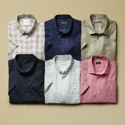 The Big Short: Dress Shirts for Summer