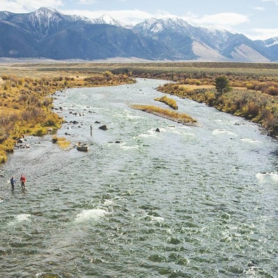 Go Fish! Enter for a Chance to Win an All-Inclusive Fly-Fishing Trip to Montana