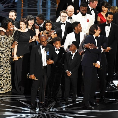 'La La Land' and 'Moonlight' Casts React to That Epic Best Picture Oscars 2017 Mixup