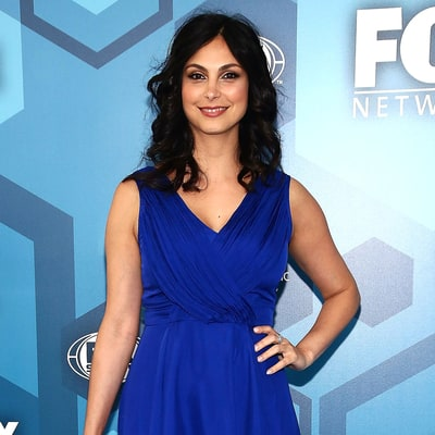 Morena Baccarin Makes Slim Post-Baby Body Red Carpet Debut Two Months After Giving Birth