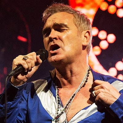 Morrissey Plots 'Low in High School' U.S. Fall Tour