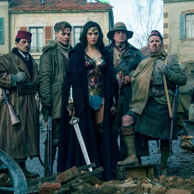 Kojima: 'Wonder Woman' saves not one world, but three in latest film