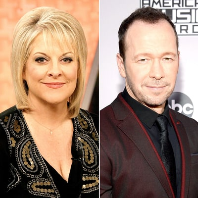 Nancy Grace Spars With Donnie Wahlberg Over 'Making a Murderer': Watch