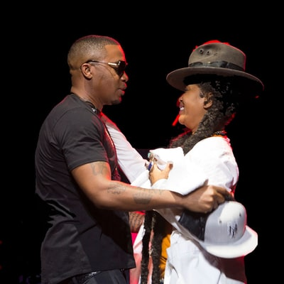 Hear Nas and Erykah Badu's Symphonic 'This Bitter Land'