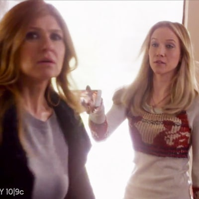 Rayna Angrily Confronts Cash After Maddie Runs Away on 'Nashville': Watch the Clip