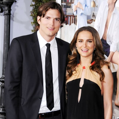 Ashton Kutcher Reacts to Natalie Portman's 'No Strings Attached' Pay Disparity Revelation
