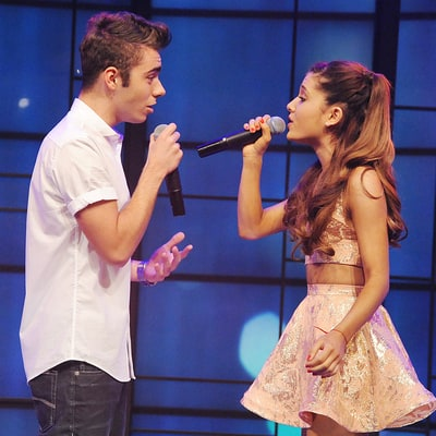 Ariana Grande Joins Ex-Boyfriend Nathan Sykes on 'Over and Over Again' Duet