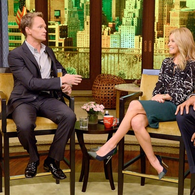 Neil Patrick Harris Says He Was in Talks for 'Live With Kelly' Before Michael Strahan Got the Gig
