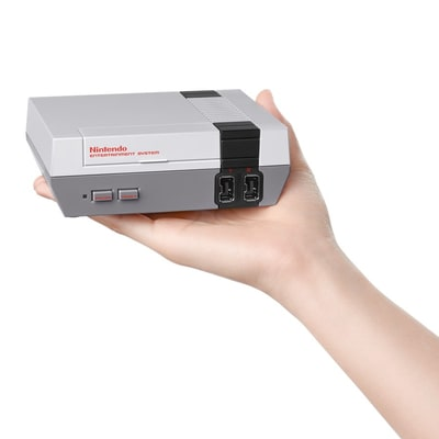 NES Classic Makes One Last, Expensive, Appearance