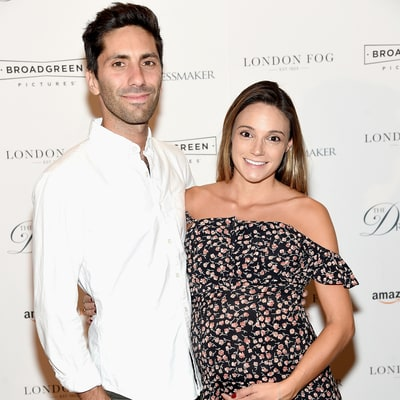 Nev Schulman, Fiancee Laura Perlongo Welcome Baby Girl: First Photo