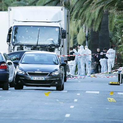 Motorcycle Hero Attempted to Stop Driver in Nice Terror Attack