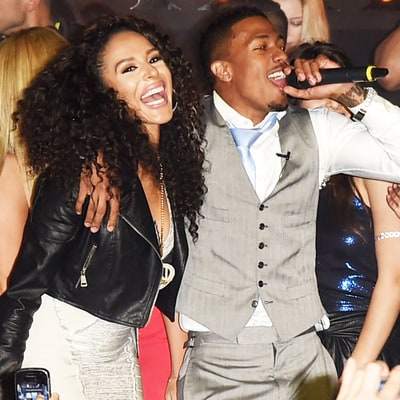 Nick Cannon Expecting a Baby Boy With Ex-Girlfriend Brittany Bell