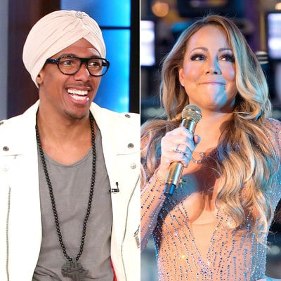 Nick Cannon Jokes About Mariah Carey's Disastrous NYE Performance: It Was a 'Government' Conspiracy