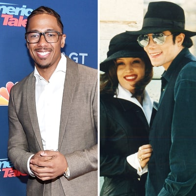 Nick Cannon's Favorite Celeb Couple of All Time Is Michael Jackson and Lisa Marie Presley