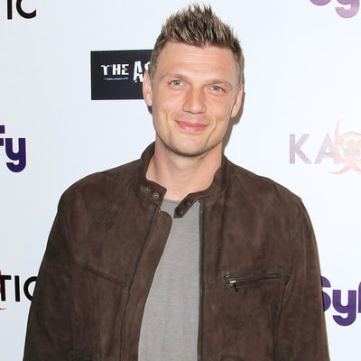 Nick Carter Shares First Baby Picture of Son Odin Reign: Photo