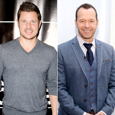 Nick Lachey and Donnie Wahlberg Are Working on a Boy Band Sitcom for CBS: Details