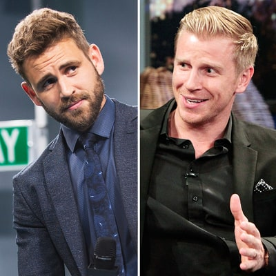 Bachelor Nick Viall Fires Back at Sean Lowe for Teasing Him: 'Stick to Parenting'